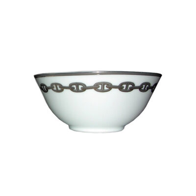 CHAINE D'ANCRE PLATINE SOUP BOWL 004183P