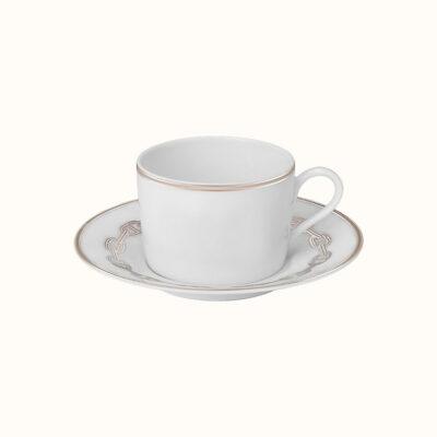 HERMES Chaine D'Ancre Tazze tè Tea cup 004116P