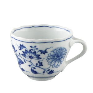 HUTSCHENREUTHER BLAU ZWIEBELM Set 6 pz Tazza Caffè