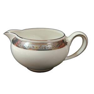 lattiera cremiera porcellana wedgwood marcasite 0.15 litri