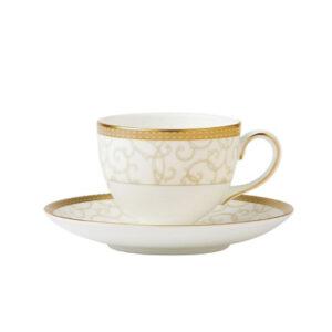 WEDGWOOD CELESTIAL GOLD Tazza Tè