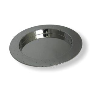 lessi MG27 vassoio per aperitivi in acciaio inox 18/10 fuori produzione