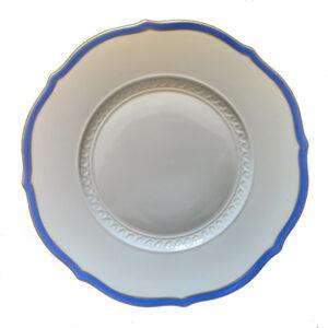 RICHARD GINORI Amalfi Piato Piatto Piano Oro Flat Plate