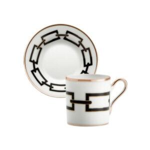 CATENE NERO Tazza caffè