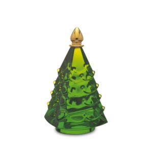 Albero di Natale in Cristallo Verde